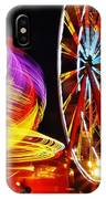 Past Sunset Midway IPhone Case