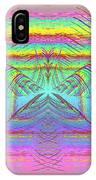 Pastel Rainbow Reverberations IPhone Case