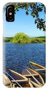 Pateira Boats IPhone Case