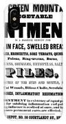 Patent Medicine Label, C1850 IPhone Case