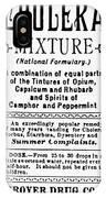 Patent Medicine: Opium IPhone Case