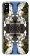 Path Of Flowers 1 IPhone Case