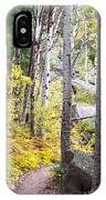 Path Of Peace IPhone Case