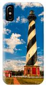 Path To Cape Hatteras Light IPhone Case