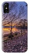 Path To The Serene IPhone Case