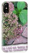 Paths Of The Lord IPhone Case