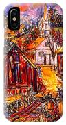 Pathway To Color IPhone Case
