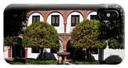 Patio Del Museo Cordobes De Bellas IPhone X Case