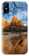 Patriarchs Of Zion IPhone Case