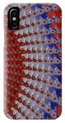 Patriotic Bandana IPhone Case
