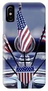 Patriotic Car IPhone Case