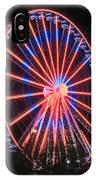 Patriotic Ferris Wheel IPhone Case