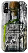 Patron Barn Door IPhone Case