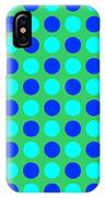 Pattern Of Circles IPhone Case