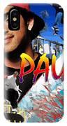 Paul Rodriguez Jr. IPhone Case