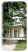 Pavilion Park Pillnitz - Germany IPhone Case