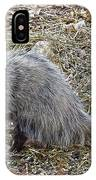 Pawing Possum IPhone Case