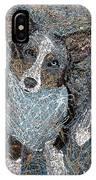 Pawlick No. 1 - Pembroke Welsh Corgi IPhone Case