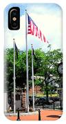 Pawling Memorial IPhone Case