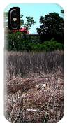 Pea Patch Island Beaver Playground IPhone Case