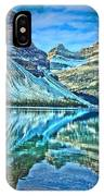 Peace At Bow Lake IPhone Case