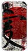 Peace Love And Hope #2 IPhone Case