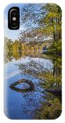 Peaceful Autumn IPhone Case