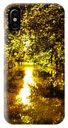 Peaceful Day In Summer IPhone Case