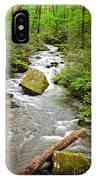 Peaceful Flowing Waters IPhone Case