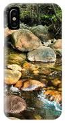 Peaceful Mountain Stream IPhone Case