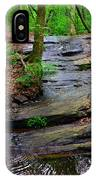 Peaceful Waterfall IPhone Case