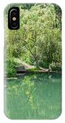 Peaceful Willow Tree Art Prints IPhone Case