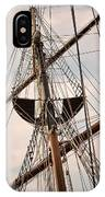 Peacemaker Rigging IPhone Case