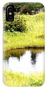 Peacful Place IPhone Case