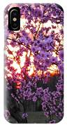Peachy Sunset 1 IPhone Case