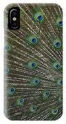 Peacock 17 IPhone Case