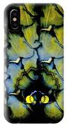 Peacock Dream 3 IPhone Case
