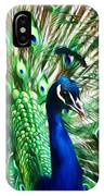 Peacock - Impressions IPhone Case