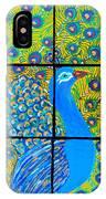 Peacock Ix IPhone Case