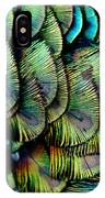 Peacock Pattern IPhone Case