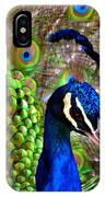 Peacock Pride Revisited IPhone Case