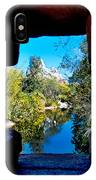 Peakin In On Everest IPhone Case