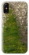 Pear Blossom Lane IPhone Case