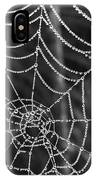 Pearl Web IPhone Case