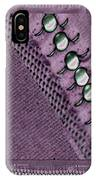 Pearls And More Pearls IPhone Case