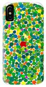 Peas On Earth IPhone Case
