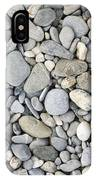 Pebble Background IPhone Case