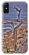 Pebble Beach 4 IPhone Case
