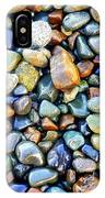 Pebbles Galore IPhone Case