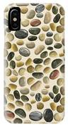 Pebbles On Sand IPhone Case